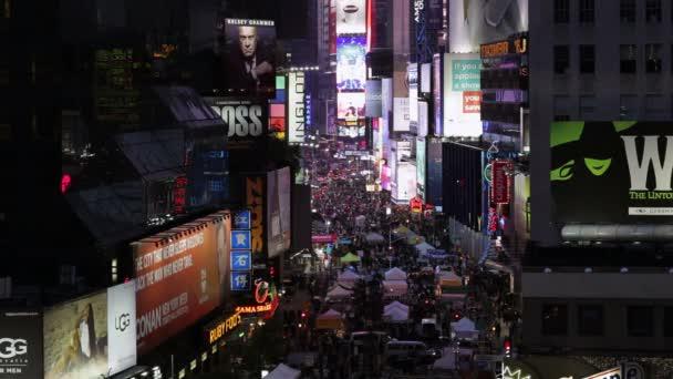 Broadway látszó felé Times Square