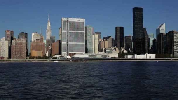 Skyline of Midtown Manhattan, New York