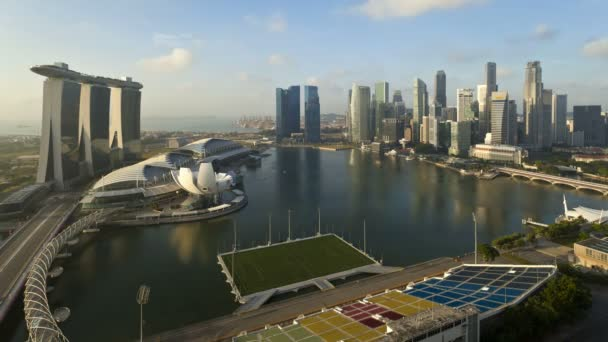 City Centre and Marina Bay Singapore