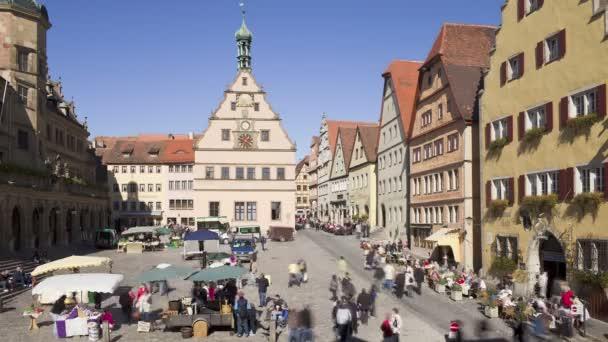 Rothenburg ob der Tauber, Bayern