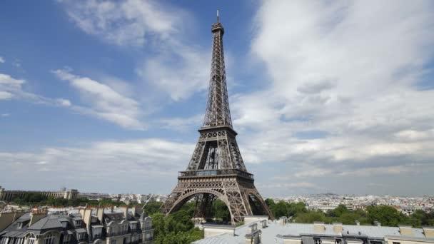 Eiffel Tower at daytime, Paris
