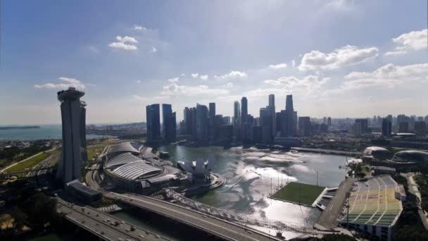 City Centre and Marina Bay, Singapore