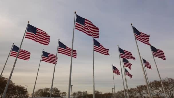 Özgürlük State Park bayraklı