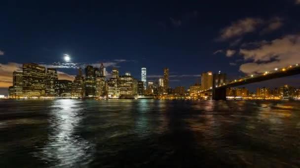 Finanční čtvrti Manhattanu, New York City