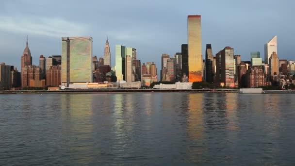Panorama Midtown Manhattan, New York