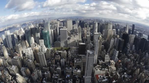 panorama Manhattanu, new york