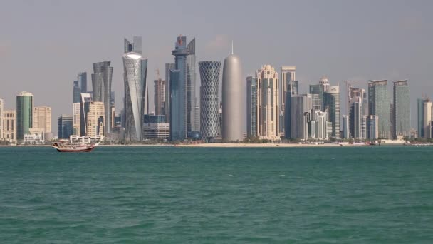 West Bay Central financial District, Doha
