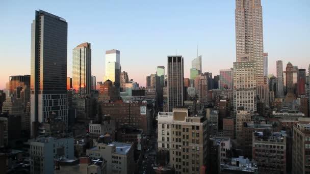 Midtown Manhattan, město New York,