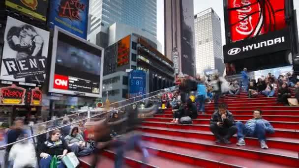 Neonová světla 42nd Street, Times Square