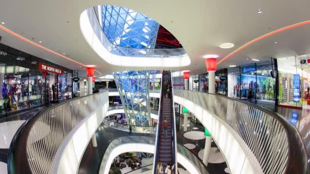 MyZeil nákupní centrum, Frankfurt nad Mohanem