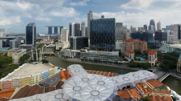 Entertainment district of Clarke Quay, the Singapore