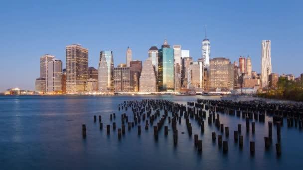 World Trade Center and Manhattan