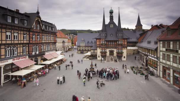 Markt Platz, Wernigerode