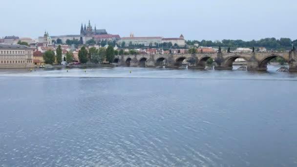 lodě na řece Vitava, Praha