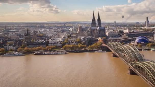 Dom und Rhein, Köln