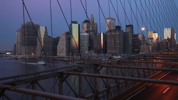 Finanční čtvrť Manhattan