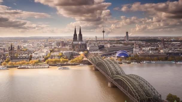 Der Dom und Rhein, Köln