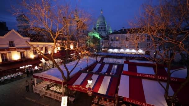Basilique du sacre coeur, Paříž
