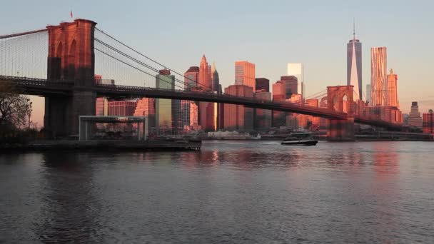 Manhattan across the Hudson River