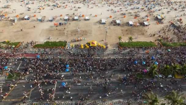 Pouliční karneval, Rio de Janeiro