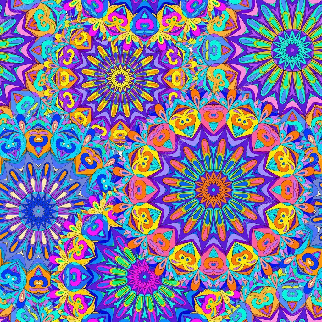 Fondo Mandalas De Colores Para Pantalla Mandala De Colores De