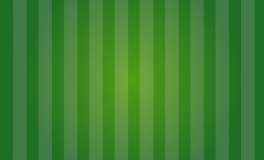 green football field background