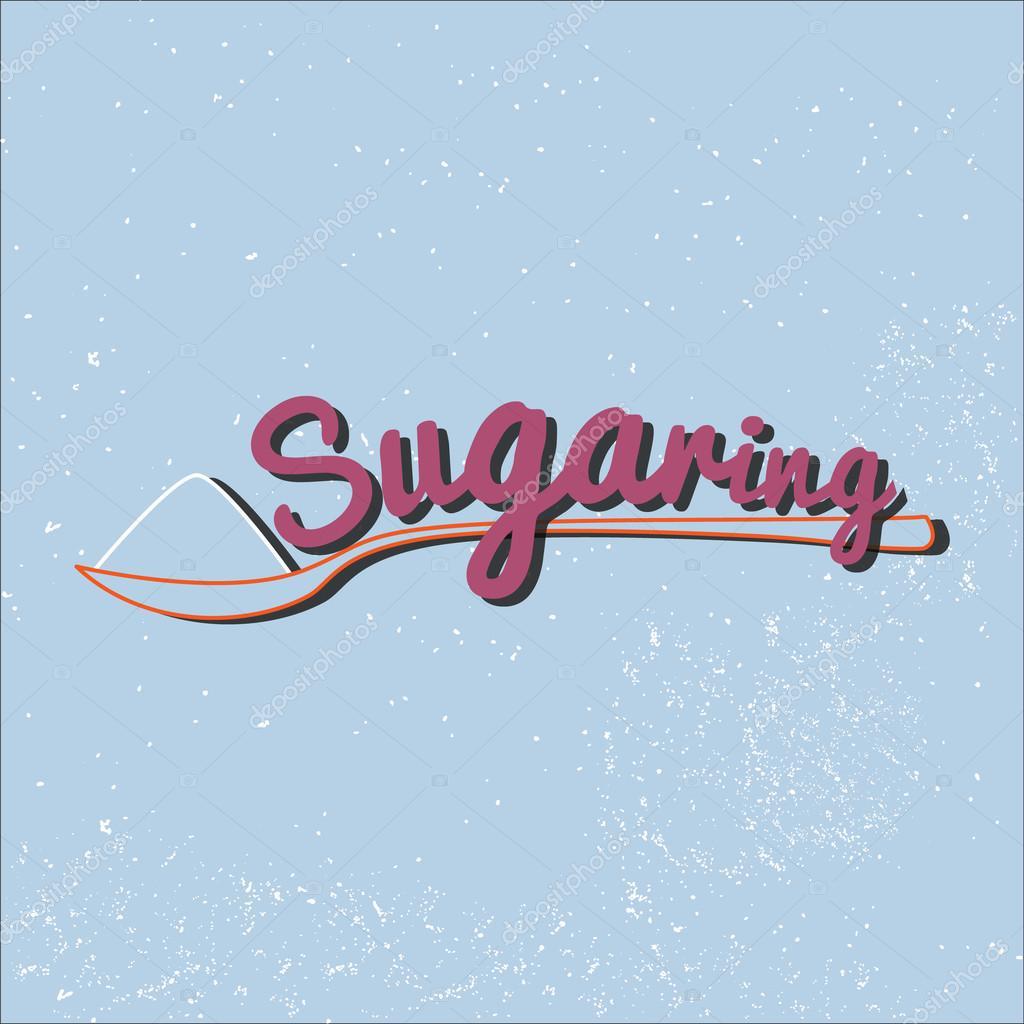 sugar paste epilation