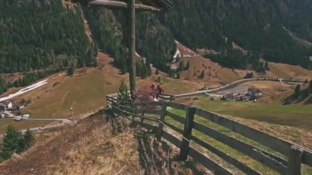 Letecké údolí v Rakousku
