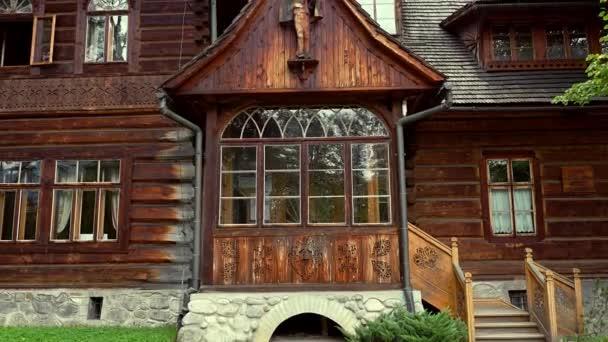 Old Witkacy Hut in Zakopane