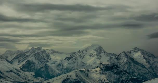 Ročník hory Timelapse