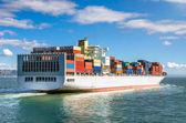 Velká kontejnerová loď