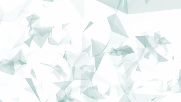 Grauen und weißen Dreiecke