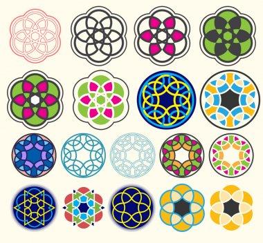 Geometric shape Design sets