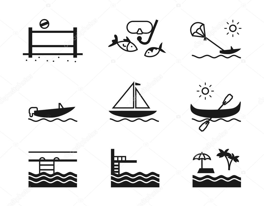 Gmail themes holiday - Different Types Of Holiday Activities On The Sea On