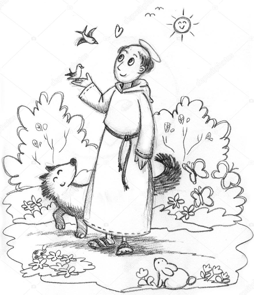 Resultado de imagem para são Francisco de Assis