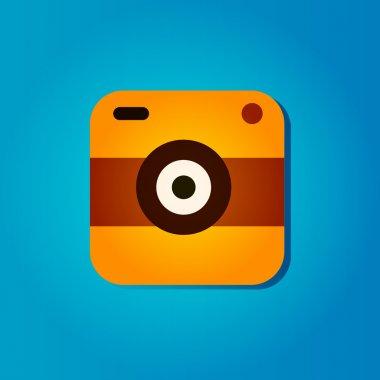 Colorful Camera icon
