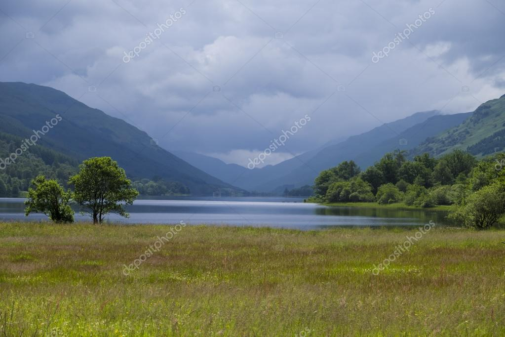 Loch Voil reflections