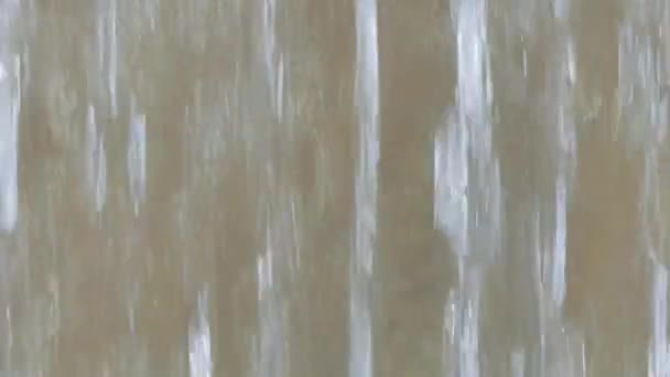 Tiszta víz áramlik lefelé absztrakt