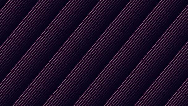 Diagonální pruhy plynulé animace