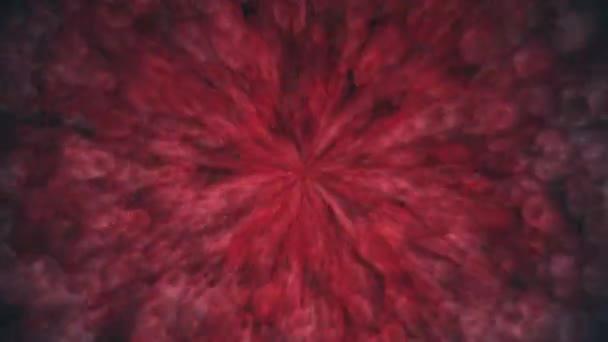 bezešvé červeném pozadí