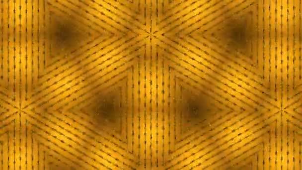 Zlaté světlo kaleida pozadí