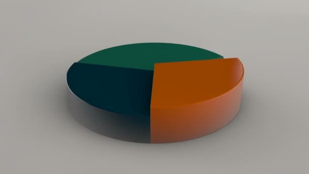 Circle diagram for presentation, Pie chart