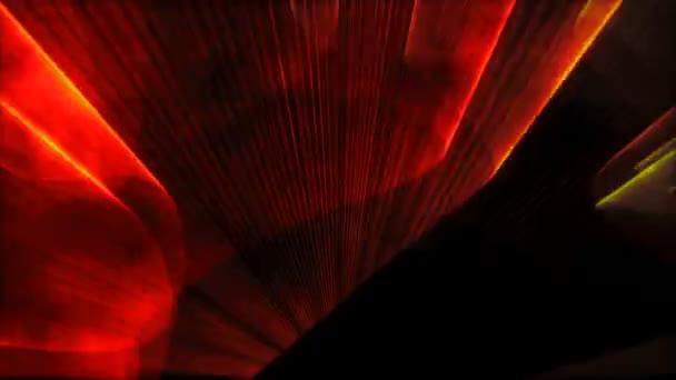 Cyklických laserového světla taneční průpravu