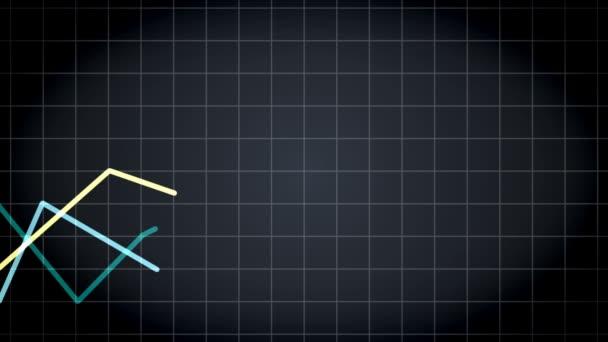 Spojnicový graf vzestupně