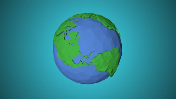 Varrat nélküli hurkolás alacsony poly 3D-s világban