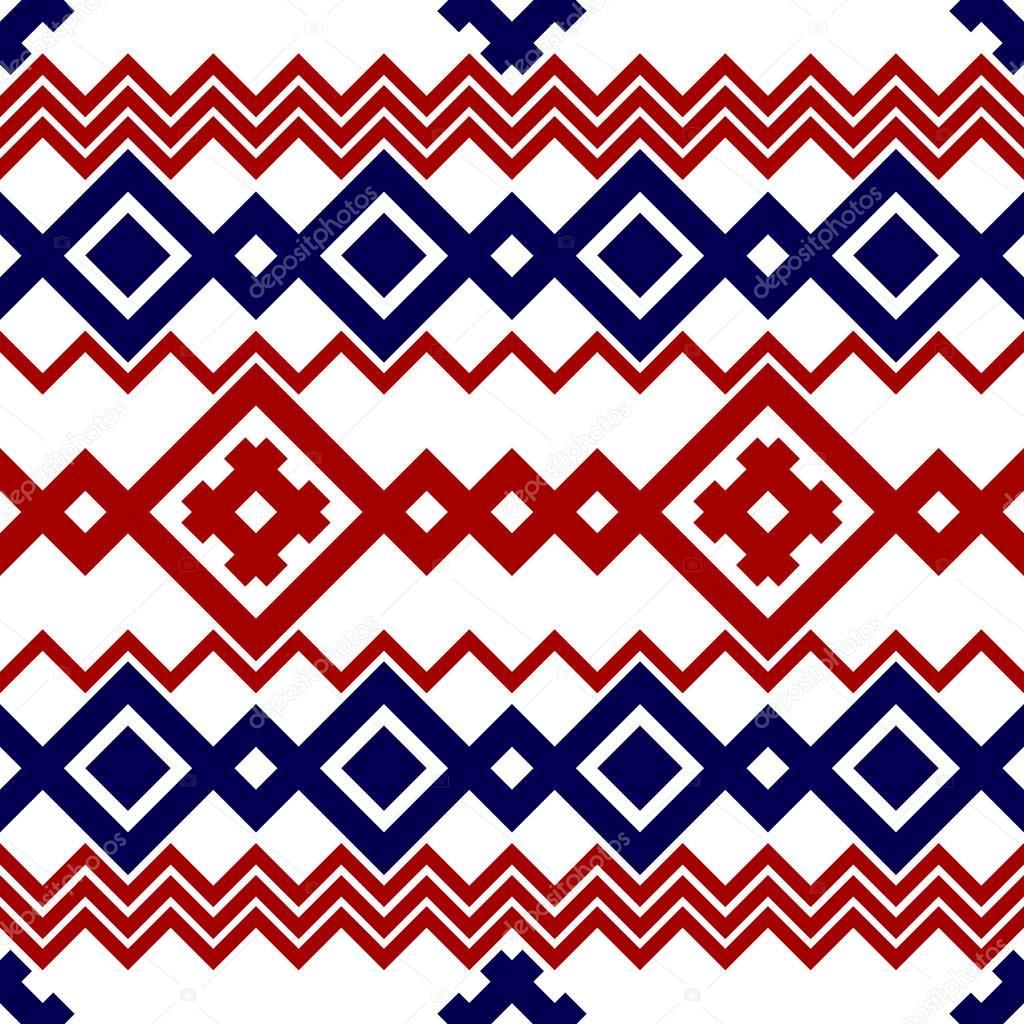 Bordado o punto ruso y ucraniano Nacional de patrones sin fisuras ...