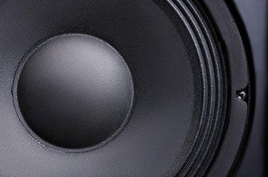 Speaker. Music. Concept