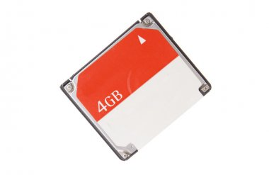cf memory for camera computer compact flash isolated