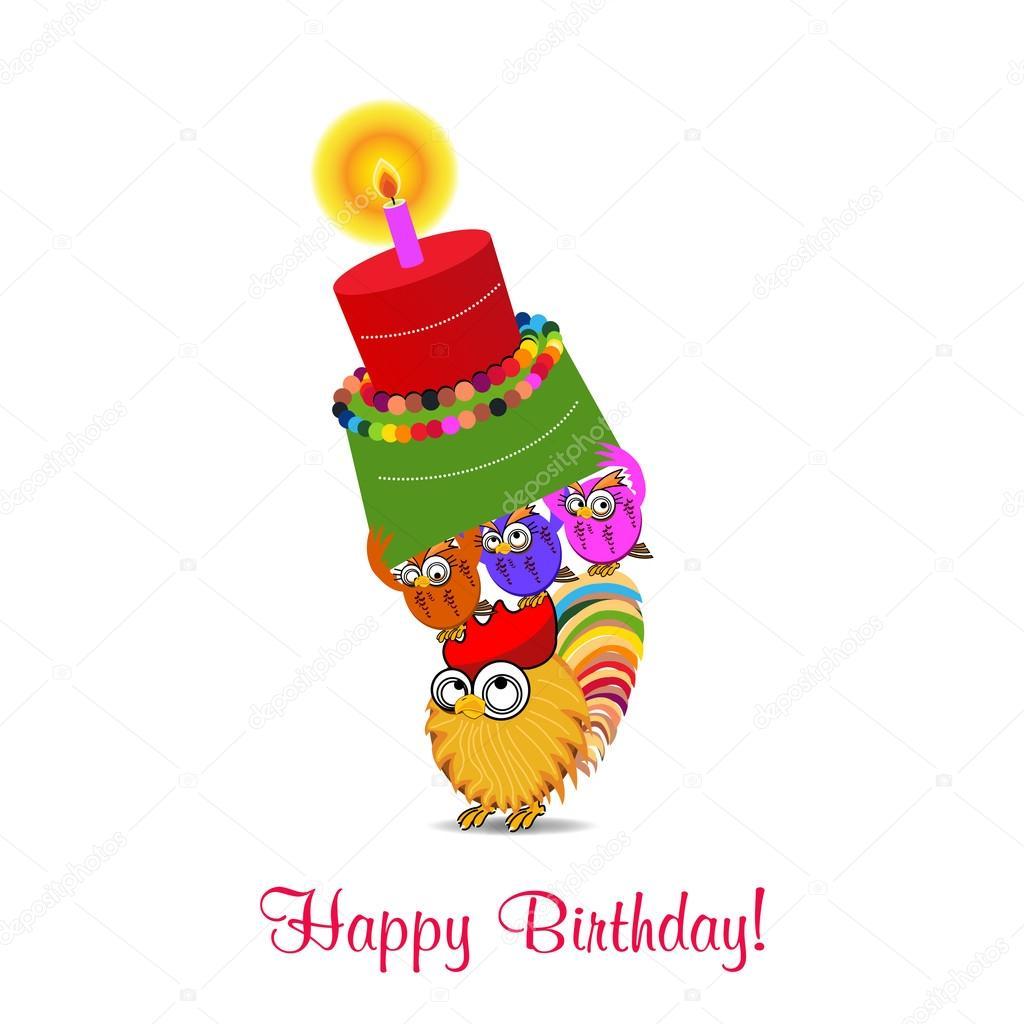 roliga gratulationskort Vector roliga gratulationskort — Stock Vektor © pirayesh #123526966 roliga gratulationskort