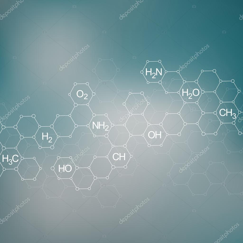 Molécula de la estructura del ADN y las neuronas. Resumen de ...